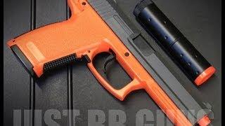 Double Eagle M23 BB Gun Unboxing HD