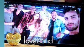 New Girls Ellie and Zara Turn the Boys' Heads   Love Island 2018