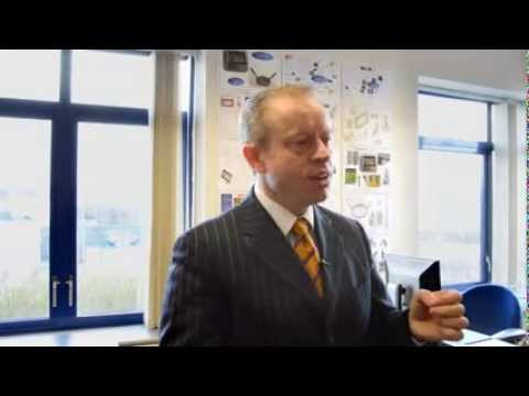 Minister Ciarán Cannon interviewed at the launch of ALISON Project Maths