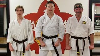 brown belt test 5 28 15 chris fay s okinawa karate school oklahoma