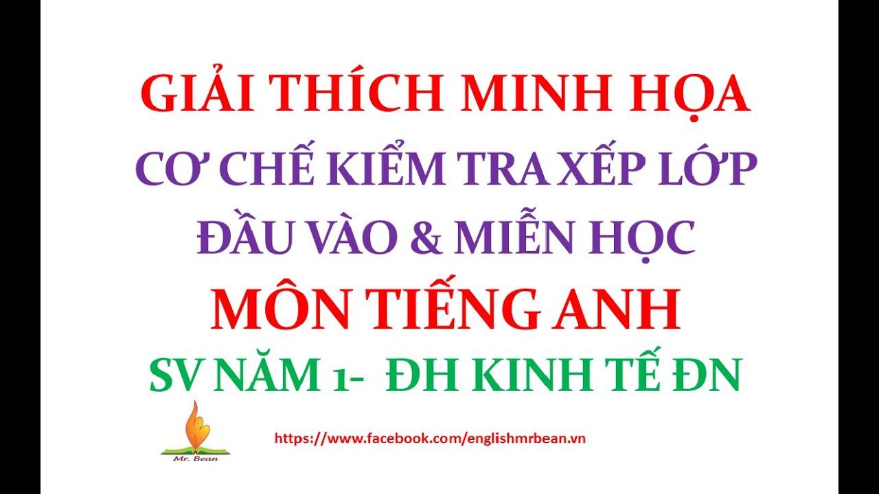 [SV năm 1 ĐHKT] Mr. Bean BAO MIỄN HỌC tiếng Anh tại trường