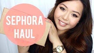 Sephora Unboxing Haul ♡ Thumbnail