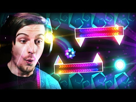 THESE LEVELS ARE SOMETHING MORE. || Geometry Dash (Part 12)