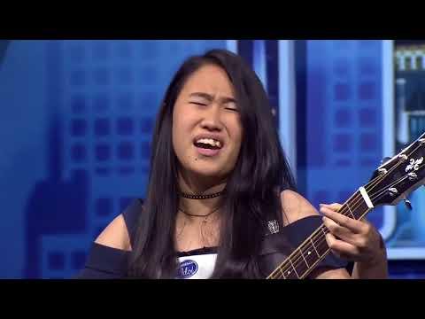 Audition Indonesian Idol 2018 ( Amadea - Crazy )