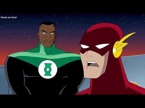 flash-advogado-do-lanterna-verde-e-mulher-gavião-vs-tropa-dos-lanternas-verdes-dublado-hd-2