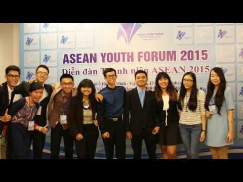 Ho Chi Minh City: Exploring City and ASEAN Youth Forum 2015