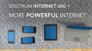Spectrum Internet Gig Rollout Continues