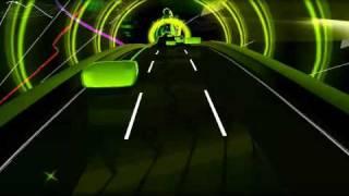 Bag Raiders - Shooting Stars ft. Rhys (Audiosurf Video Remix)