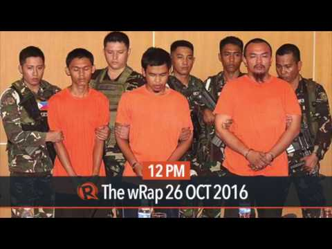 4 PH terror groups link up with pro-ISIS fighters in region