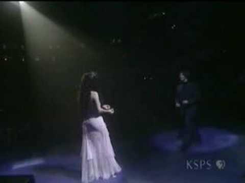 Sarah Brightman + Josh Groban- There for me