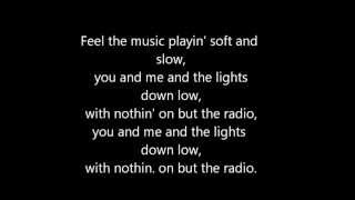 nothing on but the radio gary alan lyrics video