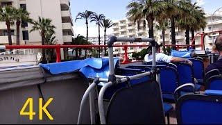 4K: Von Sa Coma nach Cala Millor mit dem Citybus