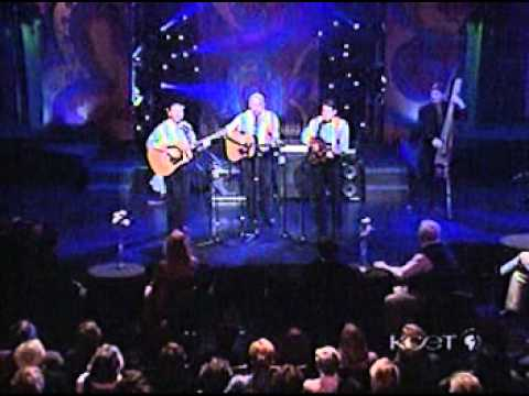 Kingston Trio - Where Have All The Flowers Gone live
