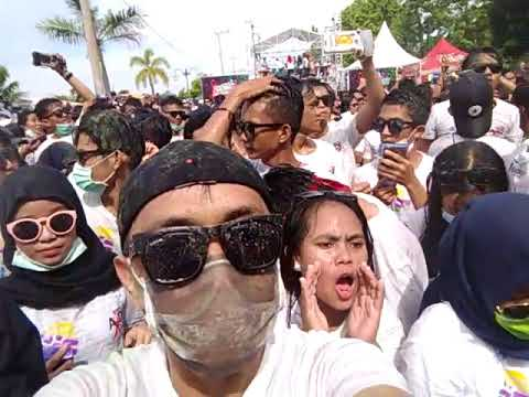 COLOR RUN POLEWALI MANDAR 2017 PART 4