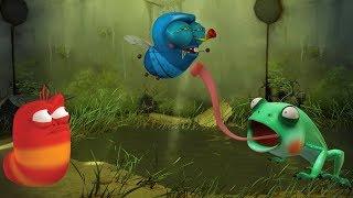 LARVA - SWAMP | Cartoon Movie | Cartoons For Children | Larva Cartoon | LARVA Official