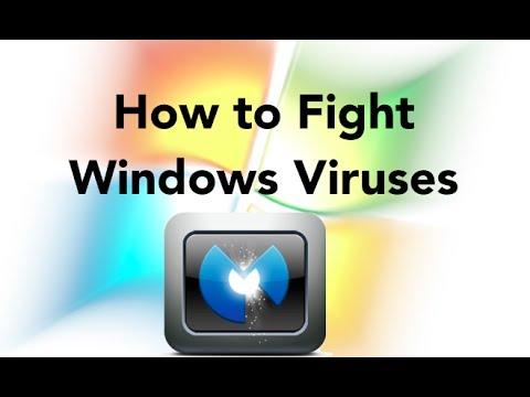 Fight Windows Viruses & Malware