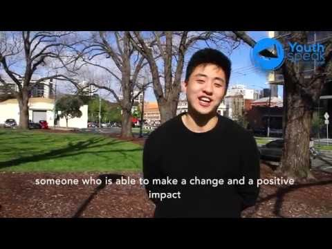 YouthSpeak Forum Melbourne: Finding Your Entrepreneurial Spirit