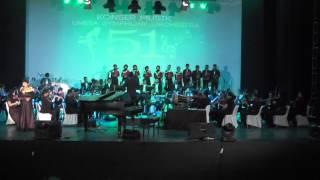 Bubuy Bulan Konser Emas Universitas Negeri Surabaya