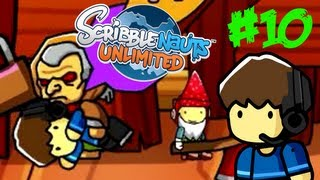 STUPRATO DALLE VECCHIETTE!! ç___ç - Scribblenauts Unlimited - Parte 10