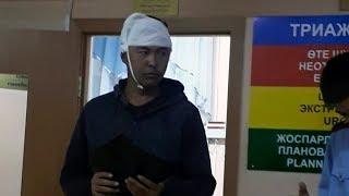 Против людей применили оружие по приказу акима Павлодарской области / БАСЕ