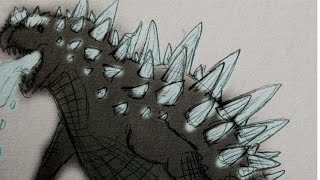 What type of Dinosaur is Godzilla?