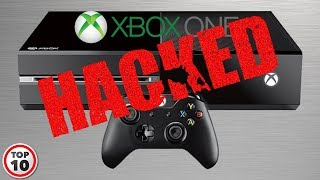 Top 10 Ways To Hack Your Xbox One
