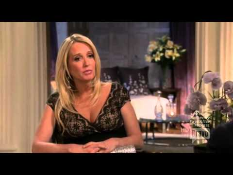 Kim  Richards drunk