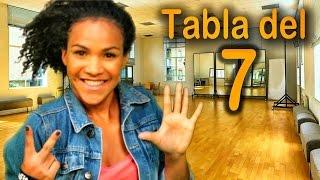 Canción de la tabla del 7 - Las Tablas de Multiplicar al Estilo Urbano - Videos Educativos # thumbnail