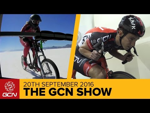 The Fastest Cyclists In The World?! | The GCN Show Ep. 193