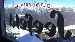 Seefeld 2020 - Besuch im Olympia-Wintersportort