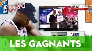 Draft NBA 2019 - Lottery : les gagnants