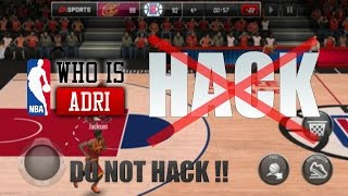 HACK NBA Live Mobile (Desmintiendo!!) | NBA Live Mobile
