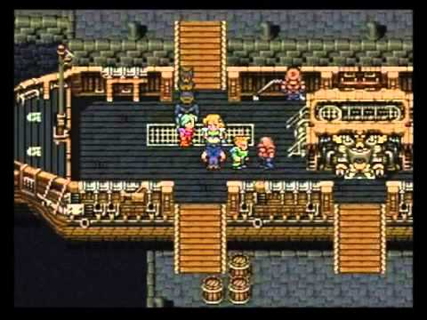 Final Fantasy 6. All Cutscenes.