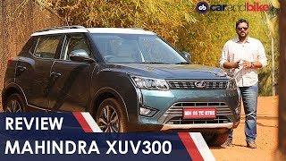 Mahindra XUV 300 Review | NDTV carandbike