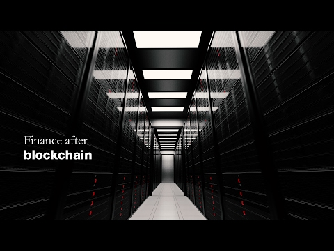 Finance After Blockchain