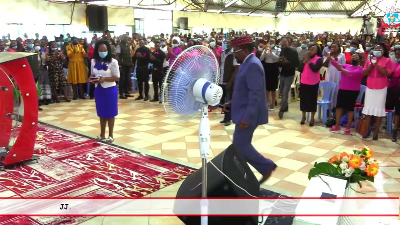Apostle James Ng'ang'a FREEDOM FROM THE CAGES OF LIFE Priesthood Church Part 1