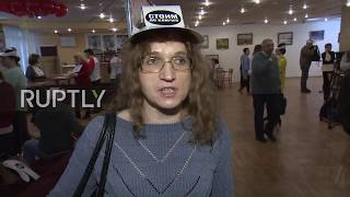 Russia: Deceived Shareholders Heckle And Accuse Grudinin Of Political PR