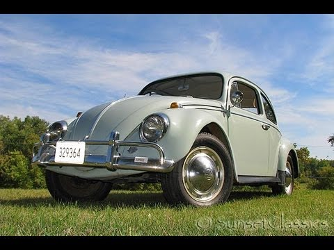 1964 VW Beetle for Sale in Nice Original Condition