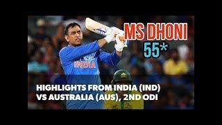 IND vs Australia match Highlights