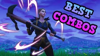 Best Skin Combinations with Batsickle! - Fortnite Skins