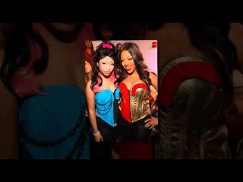 Nicki Minaj : Super Gorgeous Breasts (Are they Fake ?) HQ HD thumbnail
