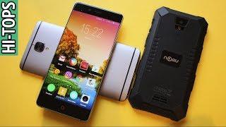 видео Смартфоны защищенные от воды и пыли