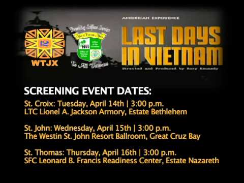 Last Days In Vietnam Screening