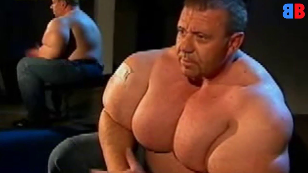 Top 7 Synthol Freaks Ever In Bodybuilding History - YouTube
