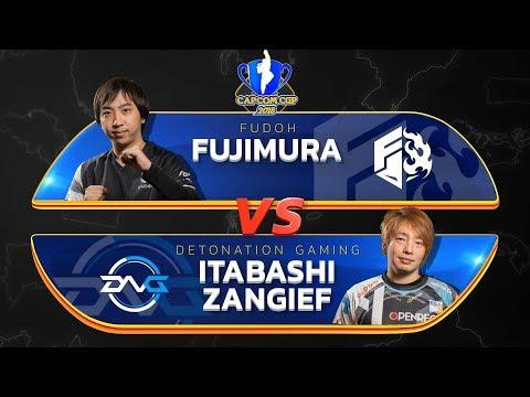 Itabashi Zangief (Abigail) vs Fujimura (Ibuki) - Capcom Cup 2018 Losers Finals - CPT2018