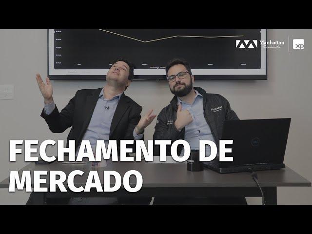 COMEÇA AGORA O RALLY DE FINAL DE ANO? - FECHAMENTO DE MERCADO - 08/10/2021