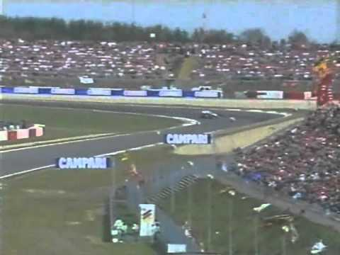 Murray Walker commentary SPED UP - 1997 Luxemberg Grand Prix