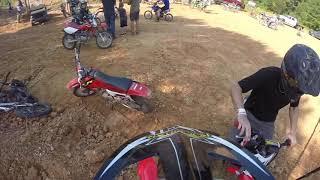 Фото Pitbike Race Moto 1 Go Pro
