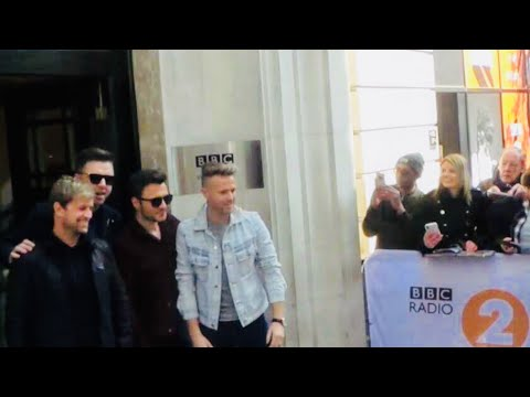 Westlife in London 29 03 2019 Mp3
