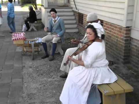 Colonial Williamsburg  Music